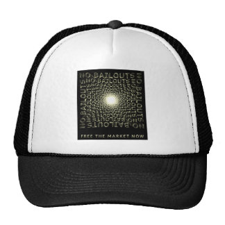 Free The Market Now Hat