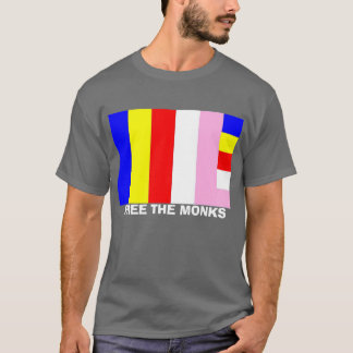 FREE THE MONKS T-Shirt