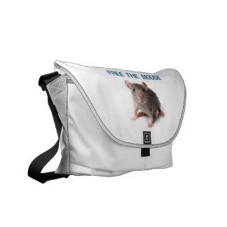 Free the Mouse Messenger Bag