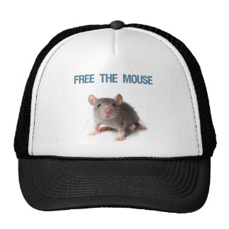 Free the Mouse Trucker Hat