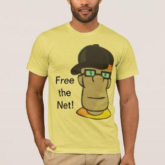 Free the Net! T-Shirt