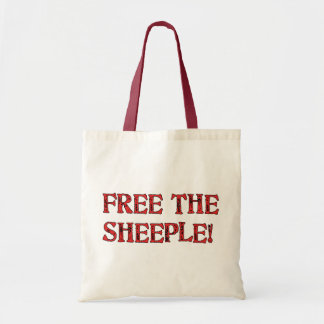 Free The Sheeple Bag