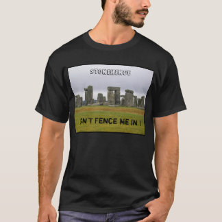 Free the Stones - Don't Fence Me In! T-Shirt