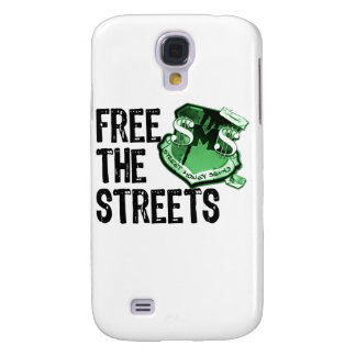 FREE THE STREETS Gadgets Galaxy S4 Cover
