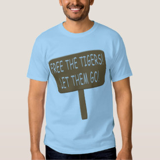 Free the Tigers T-Shirt
