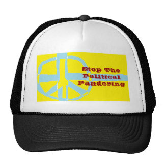 Free The Truth Trucker Hat