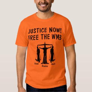 Free the WM3 Shirts