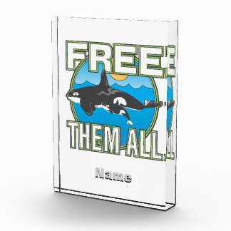 Free Them All Whales Award