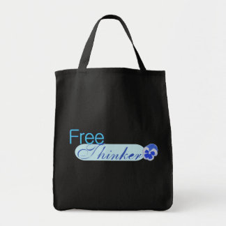 Free Thinker Canvas Bags