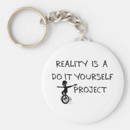 Free Thinker Keychain