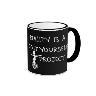 Free Thinker Ringer Coffee Mug