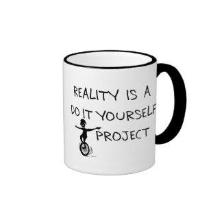 Free Thinker Coffee Mugs