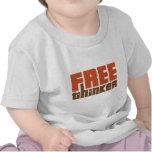 Free Thinker Tee Shirts