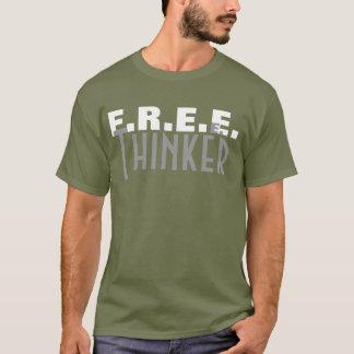 Free Thinker Tshirt