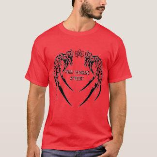 Free Thinking Atheist T-Shirt