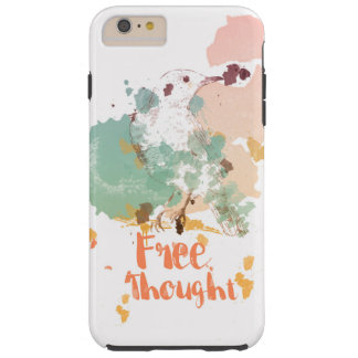 Free Thought Tough iPhone 6 Plus Case