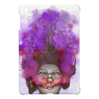 Free thoughts surreal digital painting cover for the iPad mini