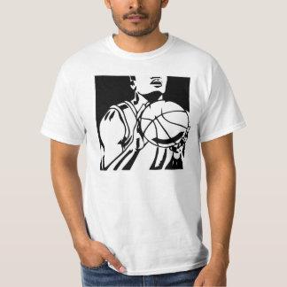 Free throw shooter basketball T-Shirt