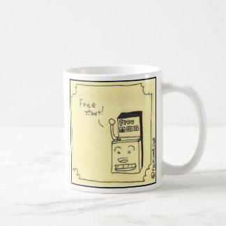 Free Tibet Coffee Mug