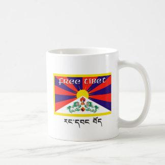 Free Tibet Coffee Mugs