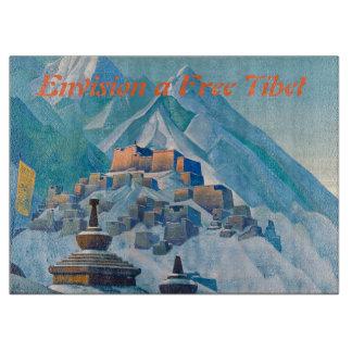 Free Tibet cutting board