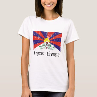 Free Tibet Gifts T-Shirt