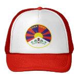 Free Tibet Gorras