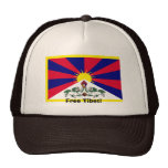 Free Tibet! Hat