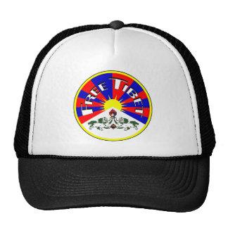 Free Tibet Hats
