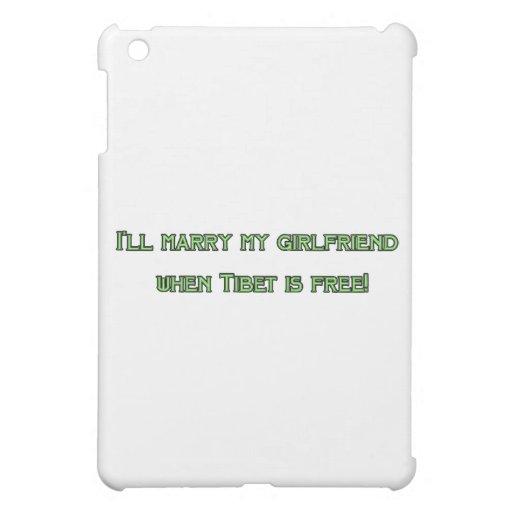 free tibet!! iPad mini cases