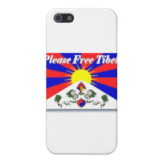 Free Tibet Case For iPhone 5