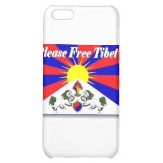 Free Tibet Case For iPhone 5C
