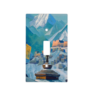 Free Tibet light switch cover