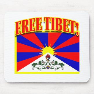 FREE TIBET MOUSE PAD