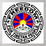 free tibet poster