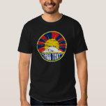 Free Tibet Round Grunge Shirt