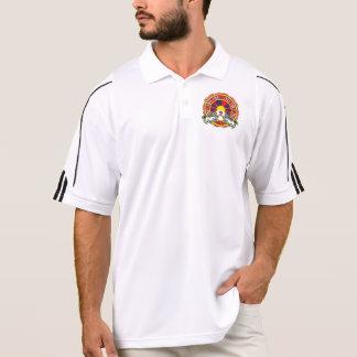 Free Tibet Round Logo Polo T-shirt