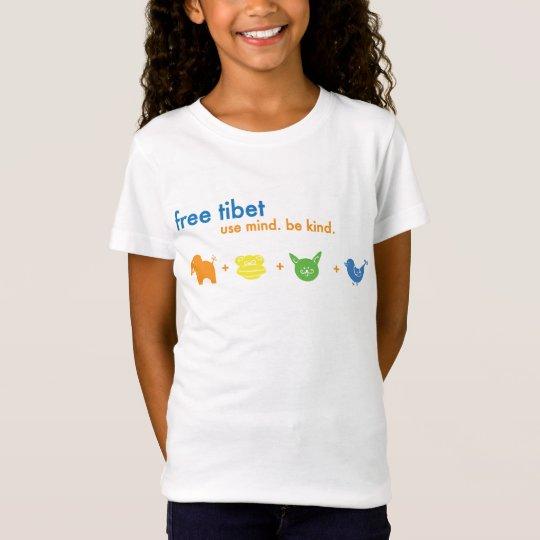 Free Tibet Scout Shirt