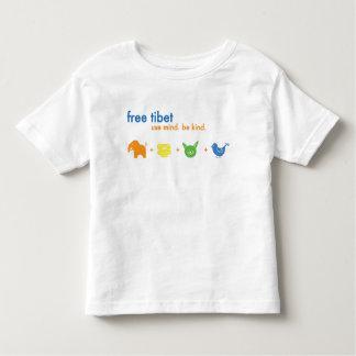 Free Tibet Stella Shirt