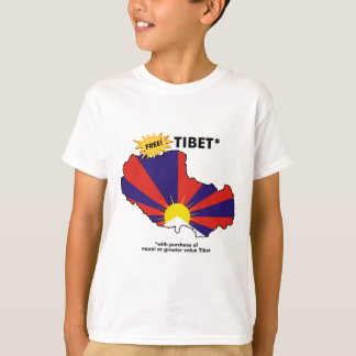 Free Tibet* T-Shirt