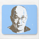 Free Tibet T-shirt Mouse Pad