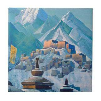 Free Tibet tile