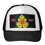 Free Tibet Trucker Hats