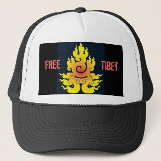 Free Tibet Trucker Trucker Hat