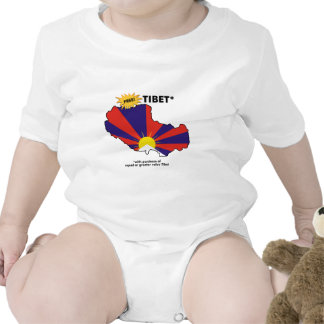 Free Tibet* Bodysuit