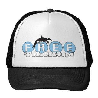 Free Tilikum Trucker Hat