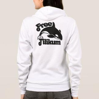 Free Tilikum Hoodie