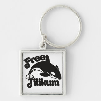 Free Tilikum Keychain
