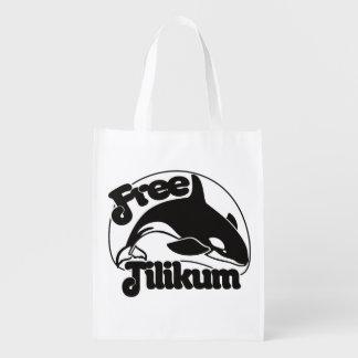 Free Tilikum Reusable Grocery Bag