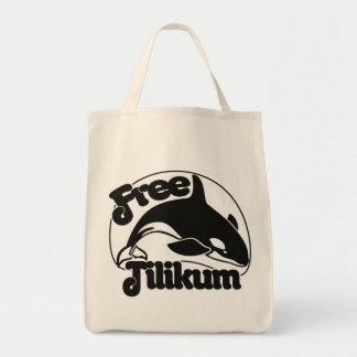 Free Tilikum Tote Bag
